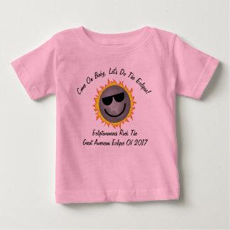 T-shirt Pour Bébé Les enfants nous ont laissés faire la chemise