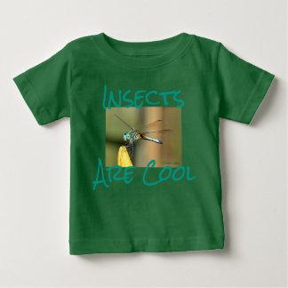 T-shirt Pour Bébé Les insectes sont frais
