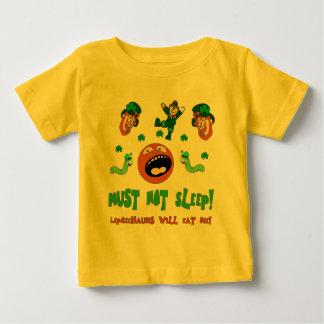 T-shirt Pour Bébé Les lutins me mangeront