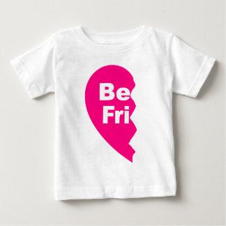 T-shirt Pour Bébé Les meilleurs amis, soient FRU