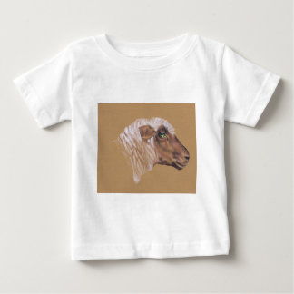 T-shirt Pour Bébé Les moutons hargneux