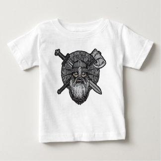 T-shirt Pour Bébé les norses nordiques germaniques d'homme de Viking
