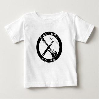 T-shirt Pour Bébé Les roches de géologie seront des bébés