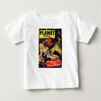 T-shirt Pour Bébé L'espace Vikings