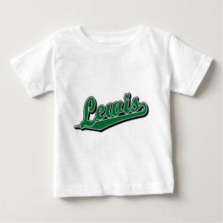 T-shirt Pour Bébé Lewis en vert