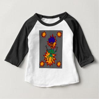 T-shirt Pour Bébé L'homme martien de jazz