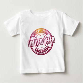 T-shirt Pour Bébé limited2