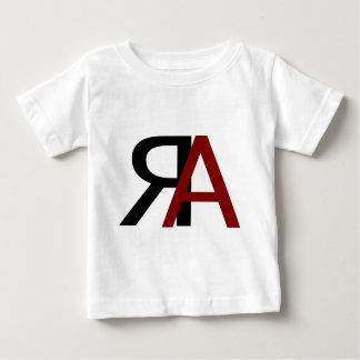 T-shirt Pour Bébé Logo marqué par RA