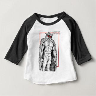 T-shirt Pour Bébé L'Owlman cornouaillais