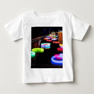 T-shirt Pour Bébé Lueur dans l'obscurité