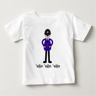 T-shirt Pour Bébé M. Plod The Policeman