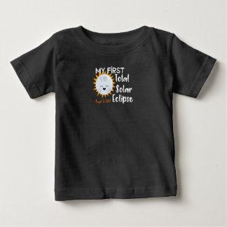T-shirt Pour Bébé Ma première pièce en t 2017 totale de bébé