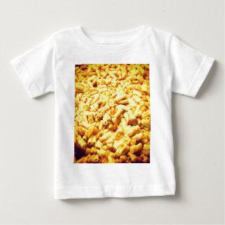 T-shirt Pour Bébé Mac et fromage végétalien…