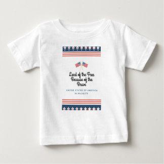 T-shirt Pour Bébé Maison de la chemise infantile courageuse