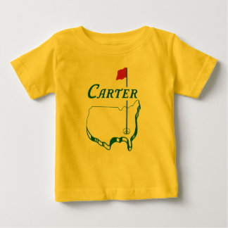 T-shirt Pour Bébé Maîtres de Carter