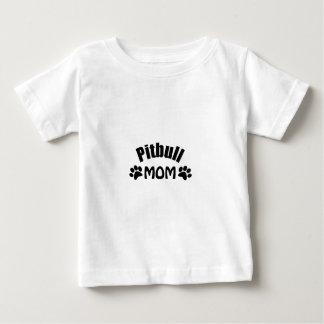 T-shirt Pour Bébé Maman de Pitbull