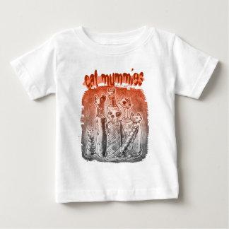 T-shirt Pour Bébé mamans de chat