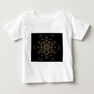 T-shirt Pour Bébé Mandala d'éclairage