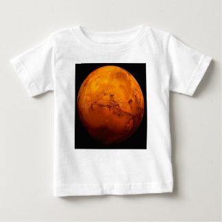 T-shirt Pour Bébé Mars