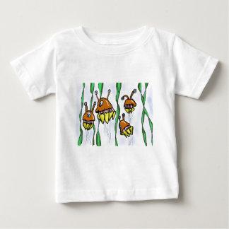 T-shirt Pour Bébé Méduses