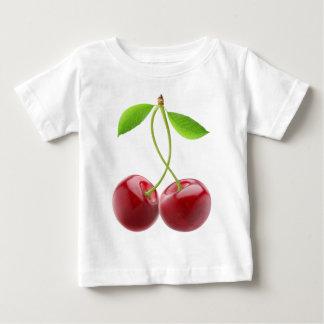 T-shirt Pour Bébé Merises