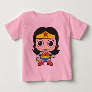 T-shirt Pour Bébé Mini femme de merveille