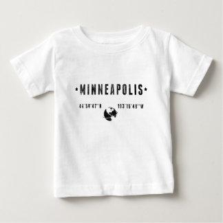 T-shirt Pour Bébé Minneapolis