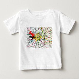 T-shirt Pour Bébé Minneapolis, Minnesota