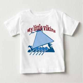 T-shirt Pour Bébé Mon petit bébé T de Viking