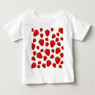 T-shirt Pour Bébé Motif de fraise