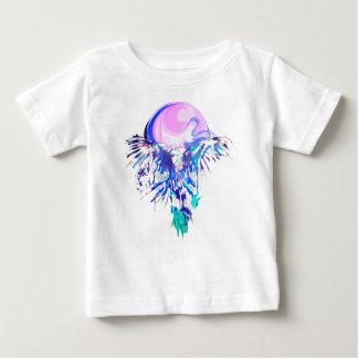 T-shirt Pour Bébé mouche d'aigle