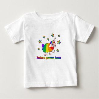 T-shirt Pour Bébé Moutons de licorne