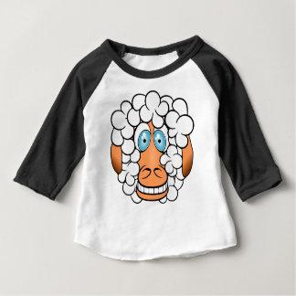 T-shirt Pour Bébé Moutons drôles