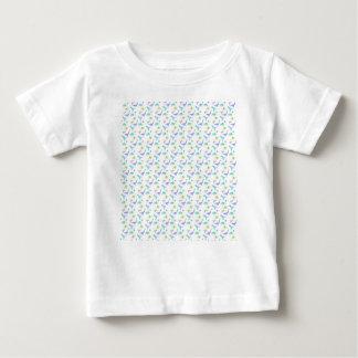 T-shirt Pour Bébé MulticolorDinosBig