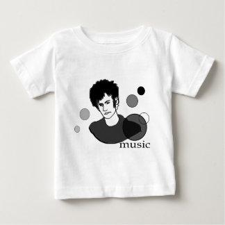 T-shirt Pour Bébé musicien