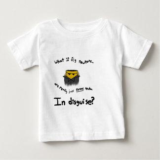 T-shirt Pour Bébé Newton de figue