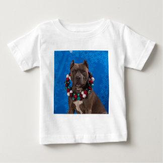 T-shirt Pour Bébé Noël de Pitty