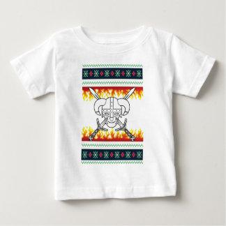 T-shirt Pour Bébé Noël de Viking