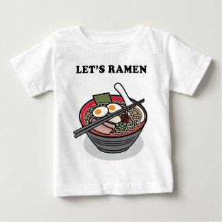 T-shirt Pour Bébé Nouilles de Ramen