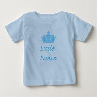 T-shirt Pour Bébé Nouveau prince - un bébé royal !