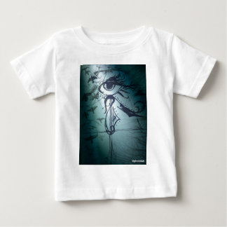 T-shirt Pour Bébé Oeil de horus ou oeil de la nouvelle conception