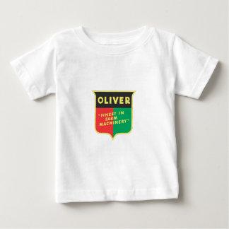 T-shirt Pour Bébé Oliver