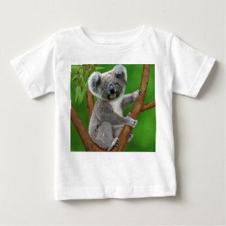 T-shirt Pour Bébé Ours de koala aux yeux bleus de bébé