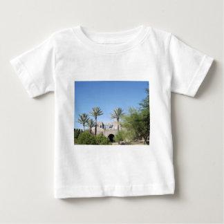 T-shirt Pour Bébé Palmiers