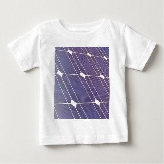 T-shirt Pour Bébé Panneau solaire