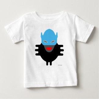 T-shirt Pour Bébé Par-K'laard Clupkitz sur une pièce en t de bébé
