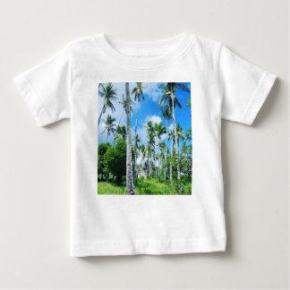 T-shirt Pour Bébé Paradis dans le Pacifique