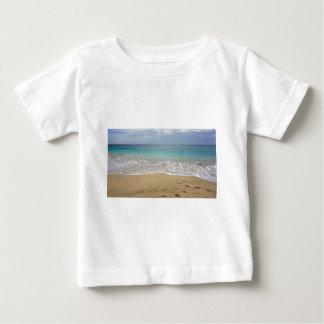 T-shirt Pour Bébé paradis tropical