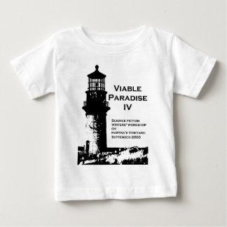 T-shirt Pour Bébé Paradis viable IV (2000)