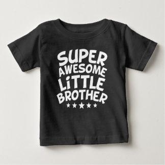 T-shirt Pour Bébé Petit frère impressionnant superbe